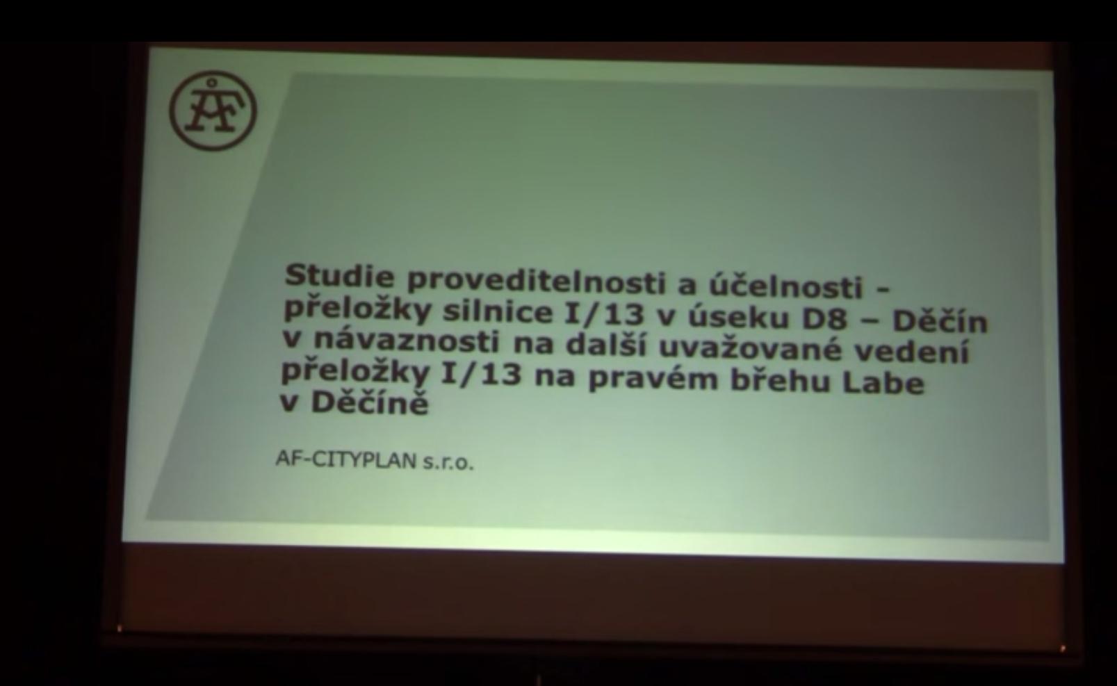 studie Děčín